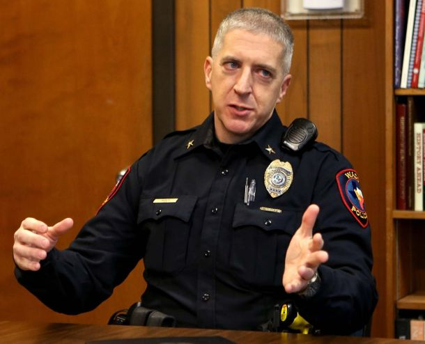 Holt takes over as Waco police chief, sees key challenges in ...