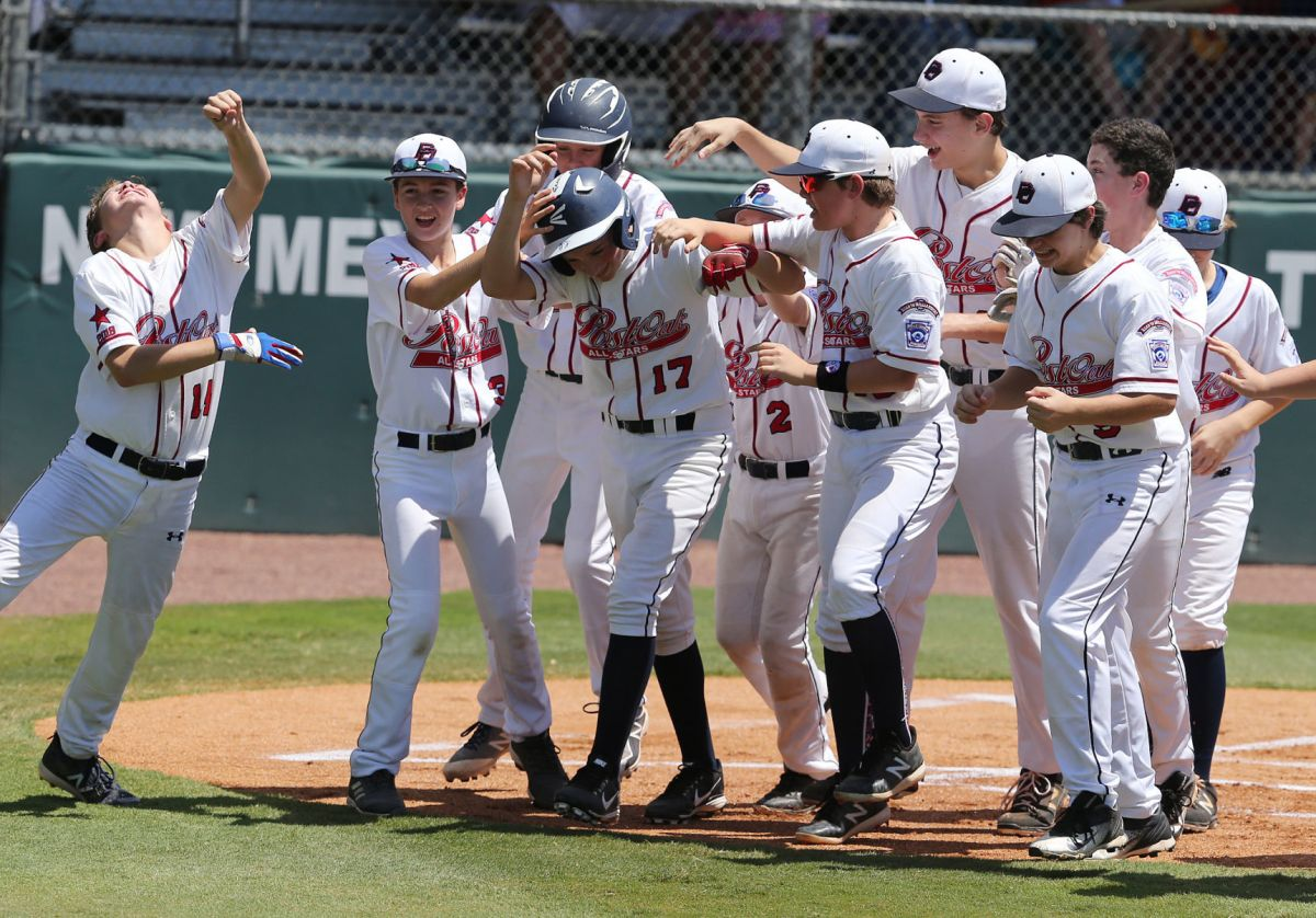 Texas World Homers Strong Pitching Launch Houston Team Series Youth