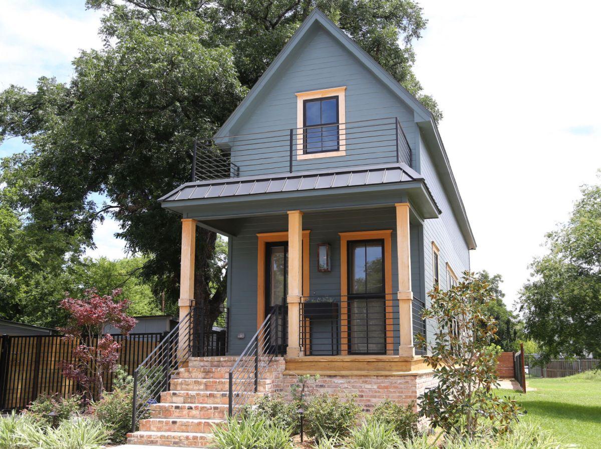 'fixer Upper' Shotgun House Listed 1 Million