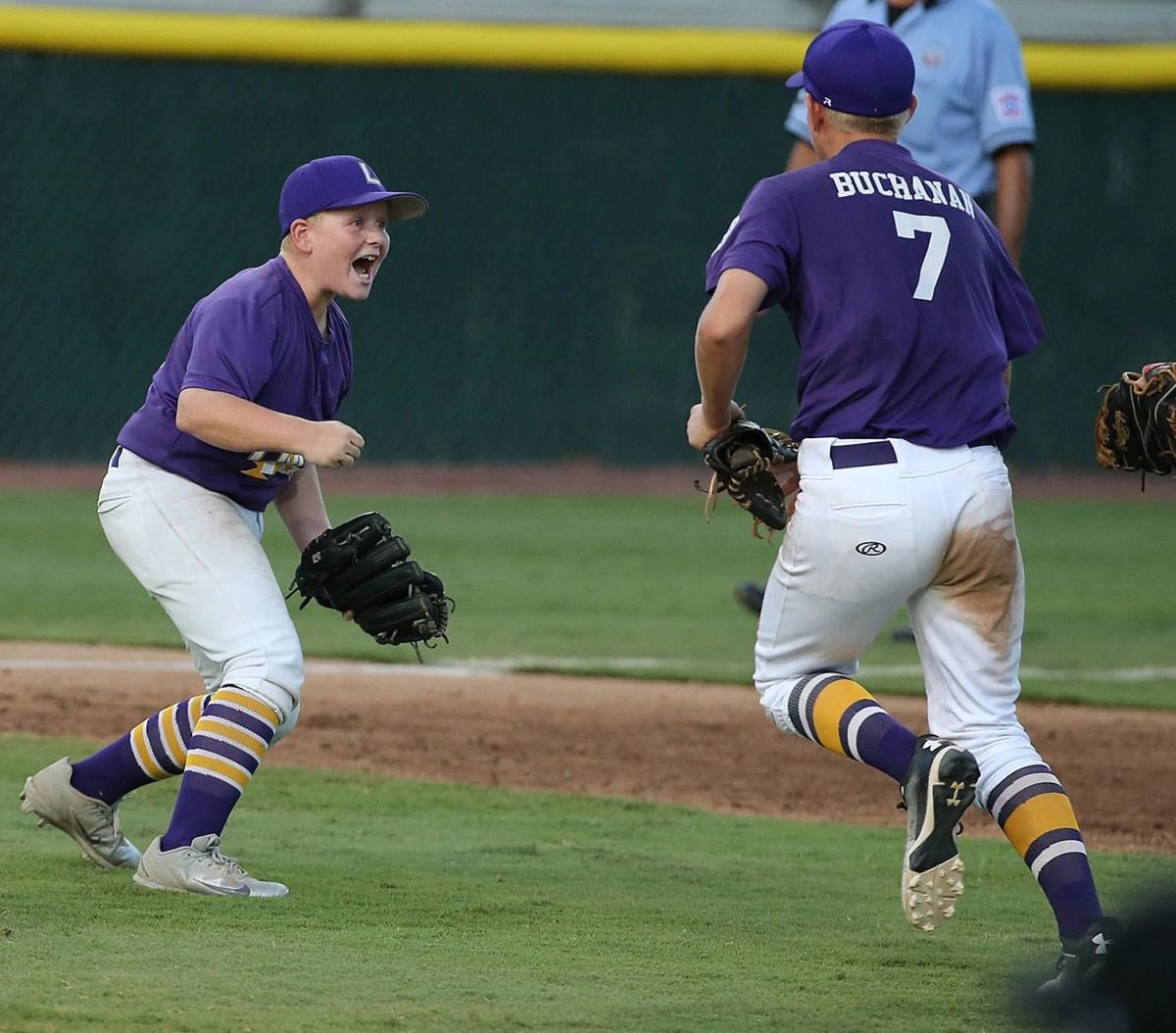 Wigley' Homer Lifts Texas East Little League World Series Youth Sports