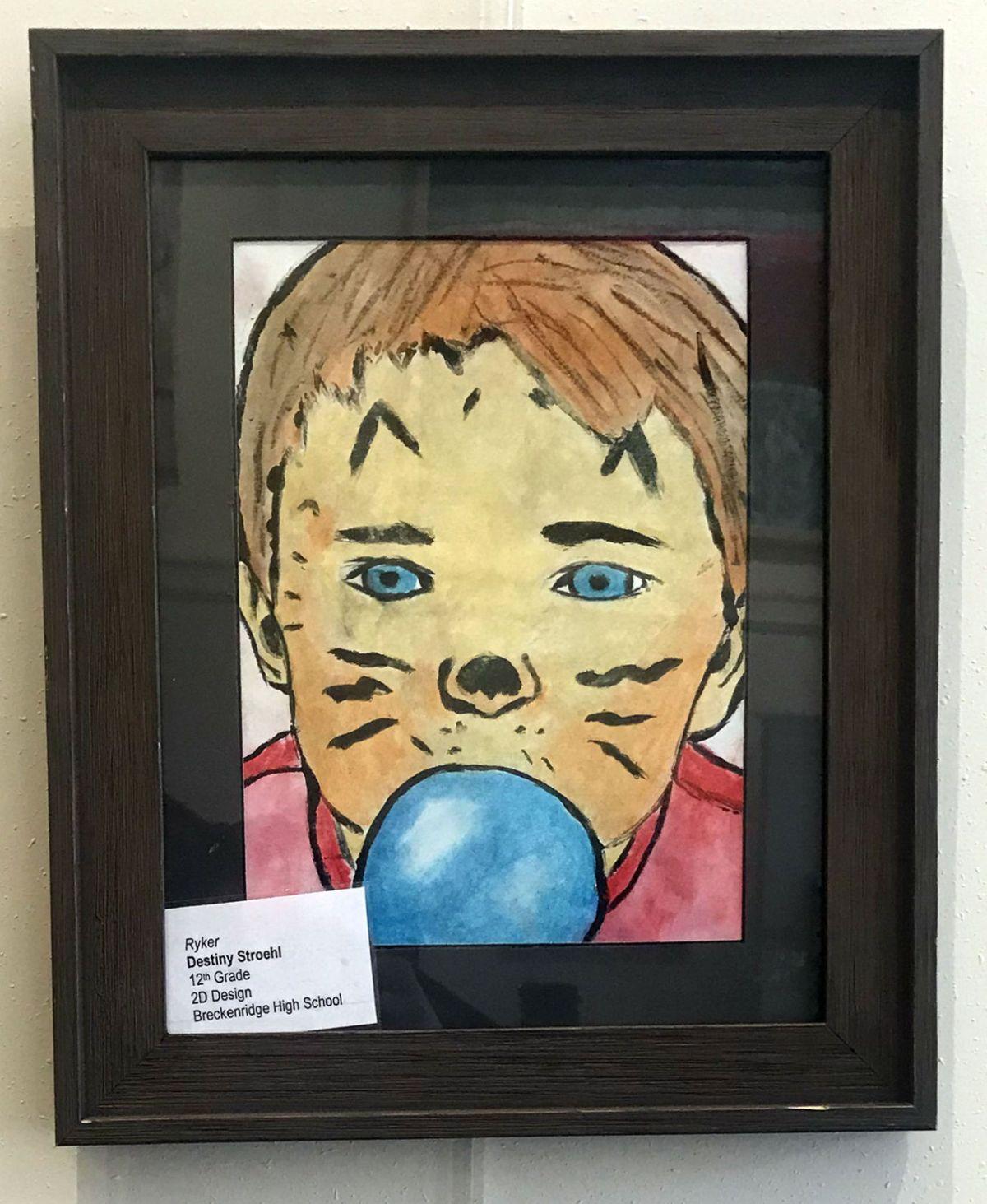Red Door Art Breckenridge Senior Artist Of