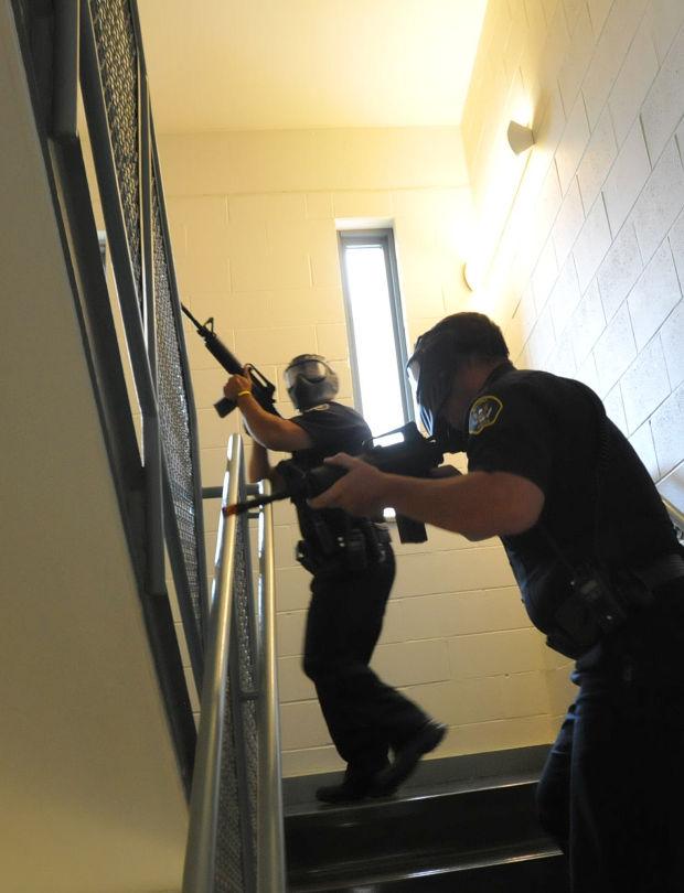 Photos Active Shooter Training At Wartburg College