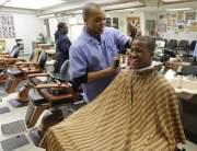 black barbershops serve community