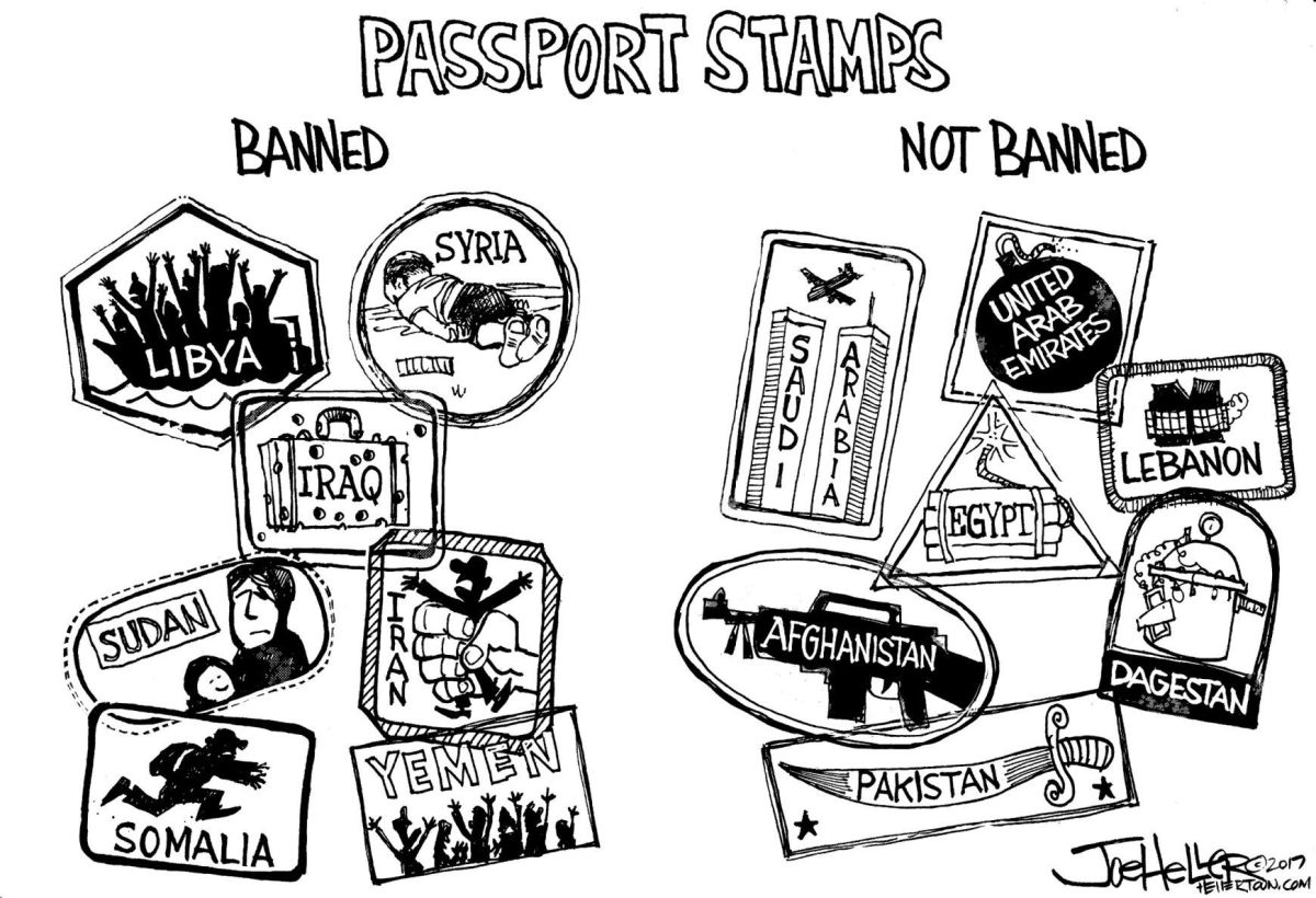 DRAWN AND QUARTERED Daily News political cartoons in