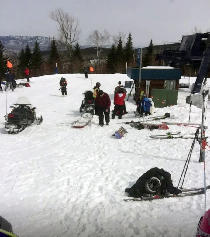 chair lift accident stadium arm ski malfunction renews safety questions wiscnews com chairlift