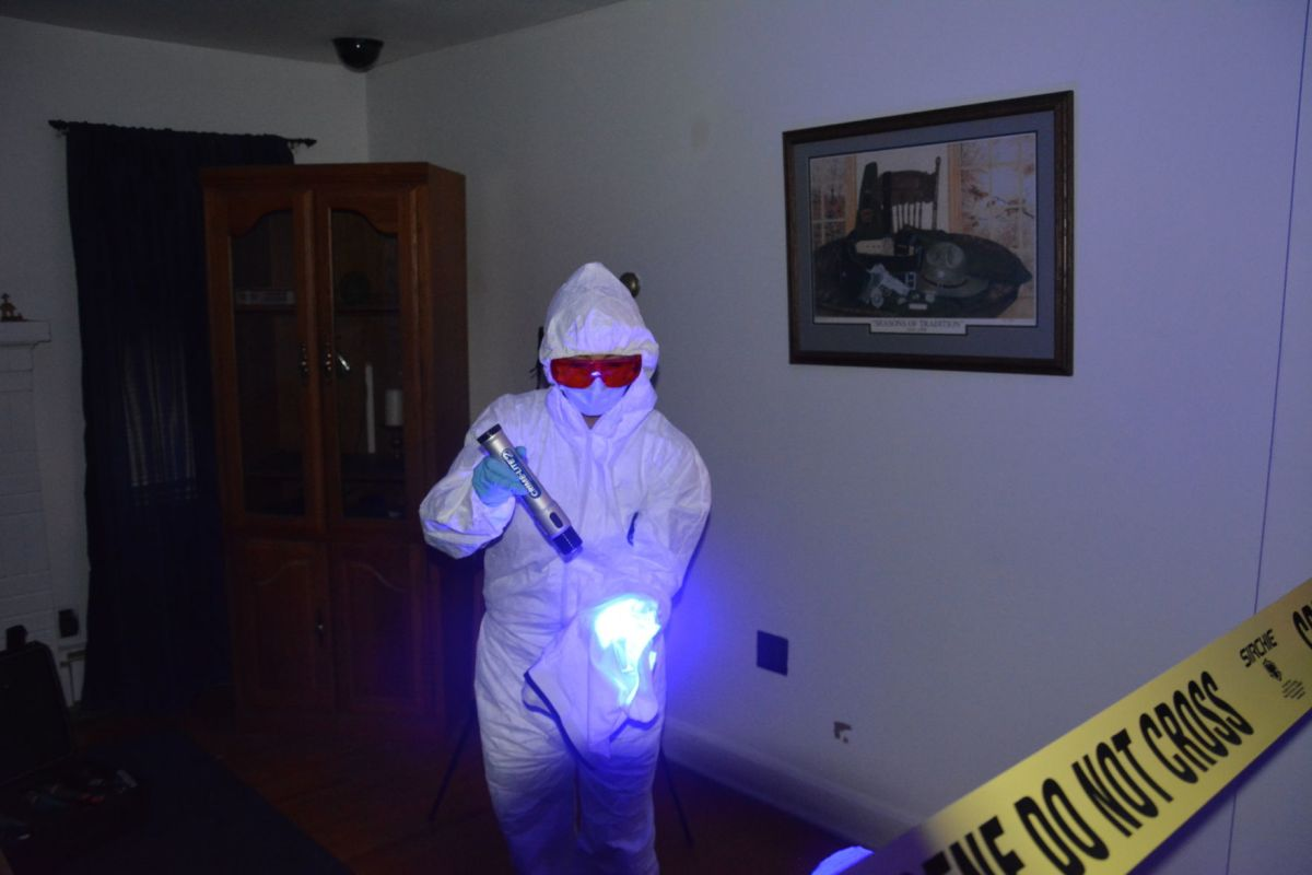 Wvu Celebrates 20 Years Of Forensic Science Education Wv