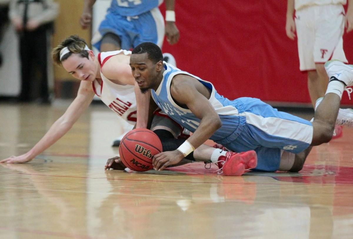 Tunstall High School Basketball 2012