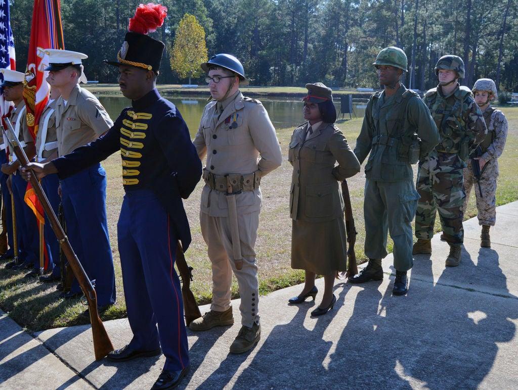 Marine Corps Celebrates 241 Years Of Tradition