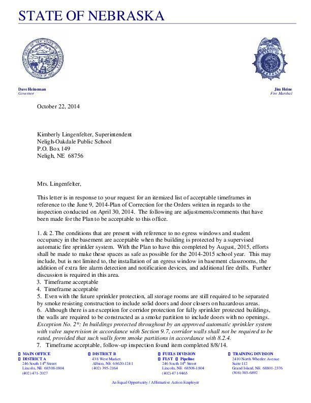 Fire Marshal Cover Letter 102214   antelopecountynewscom
