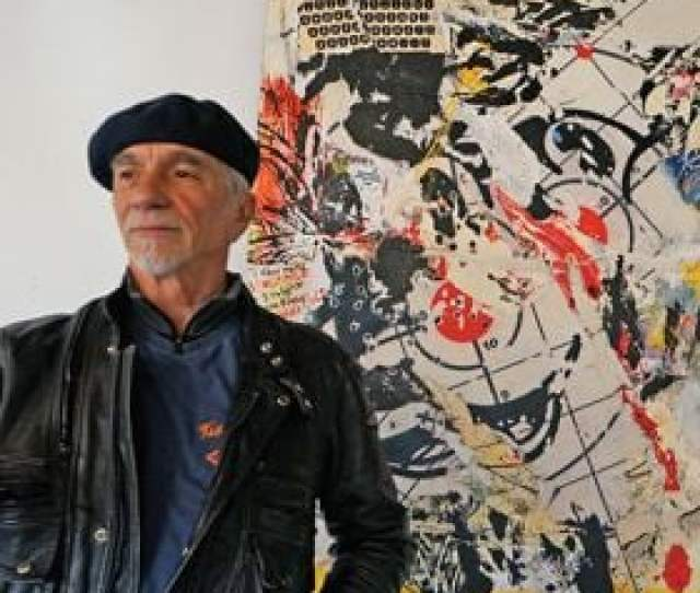 Redefined Gonzo Lifestyle Reflected On The Canvases Of Paul Pascarella