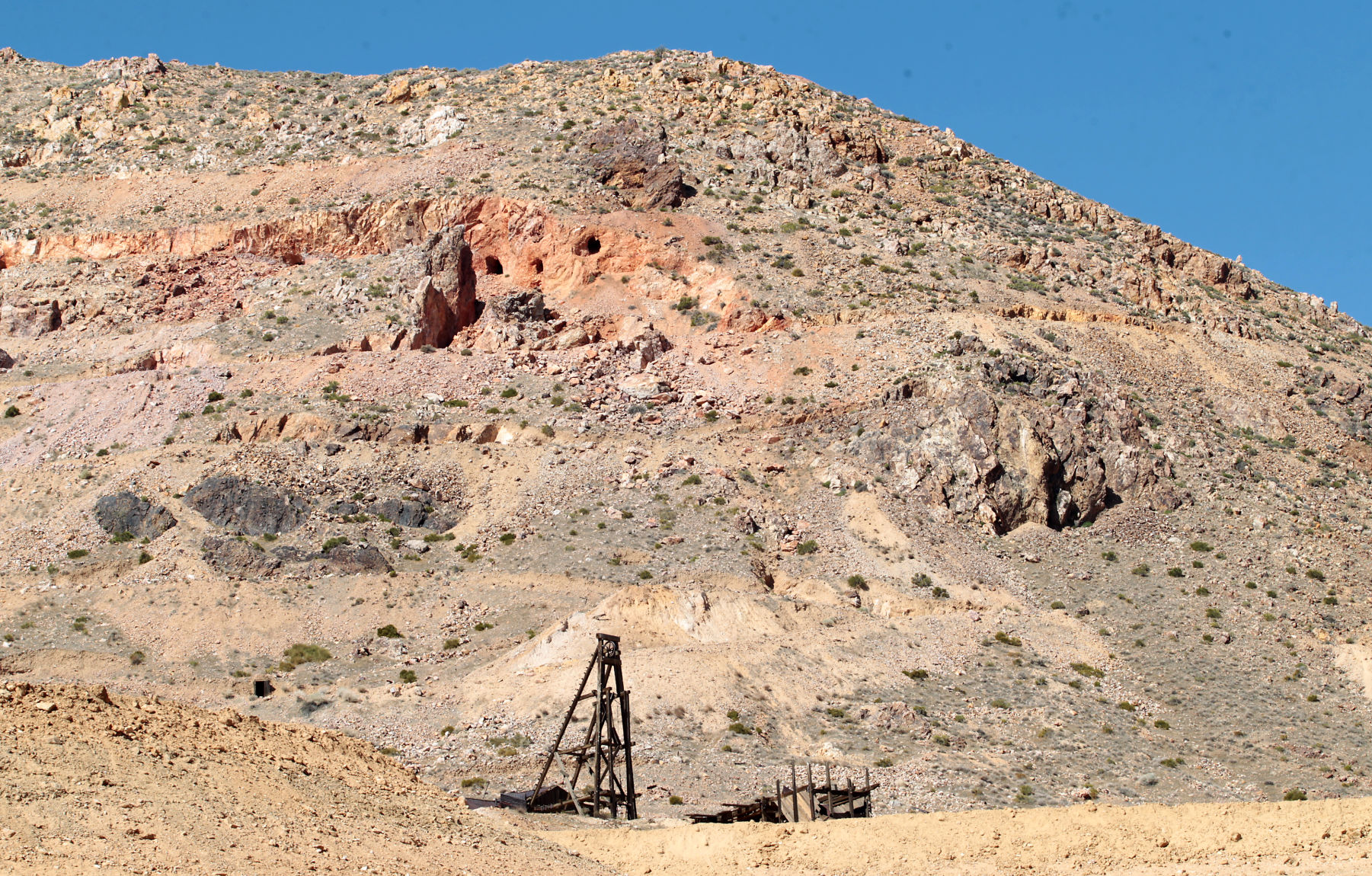 Photo Gallery Gold Mine At Soledad Mountain News