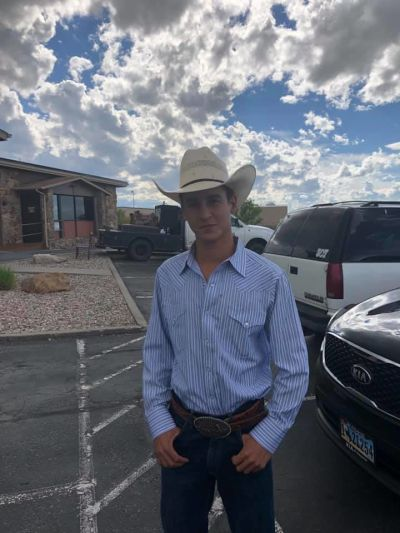 Howard College bull rider Dalton Kasel takes second at the