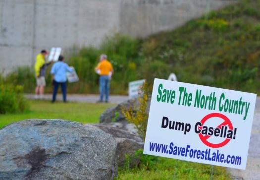 Littleton:Voters Petition To Oppose A Second Landfill In North Country