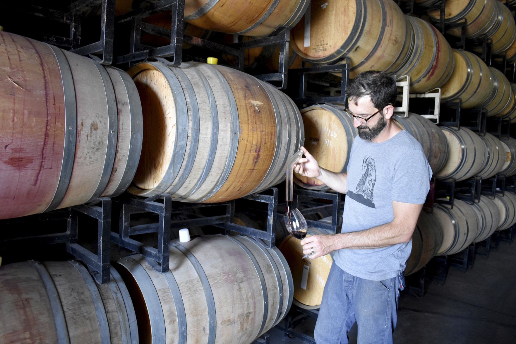 Family Owned Winery Places Focus On Building Community