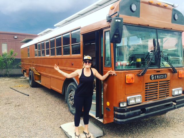 Former Buena Vista Resident To Appear On Hgtv S Tiny House
