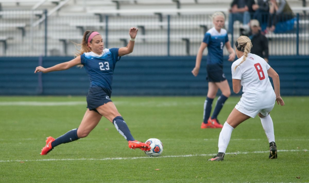 Penn State Women's Soccer Defeats Bucknell With Ease To