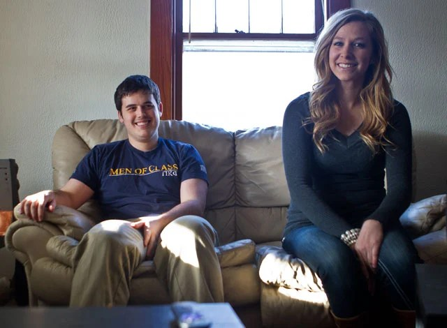 Coed roommates cite maturity compatibility as key in dual
