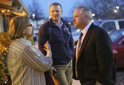 gubernatorial candidate denver riggleman