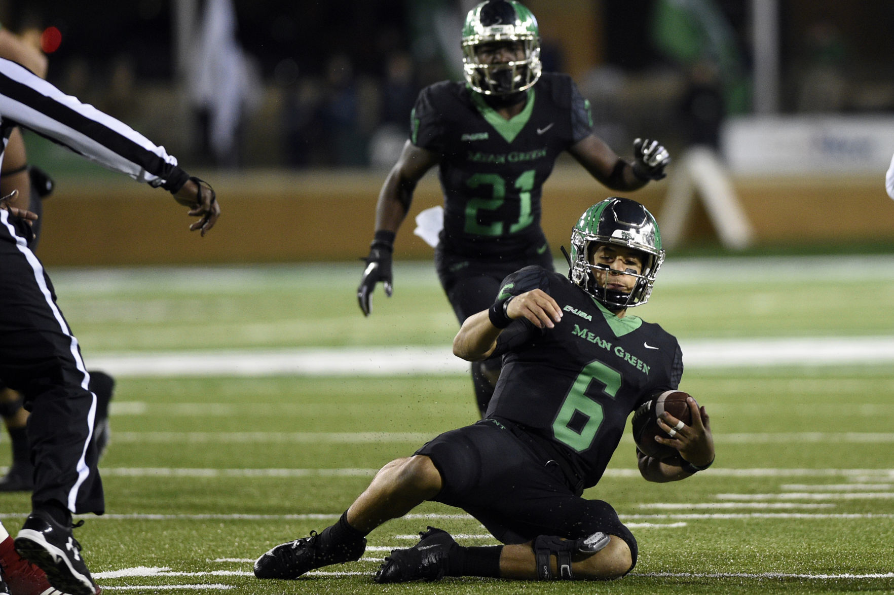 Football Unt To Face Middle Tennessee Charlotte In C Usa