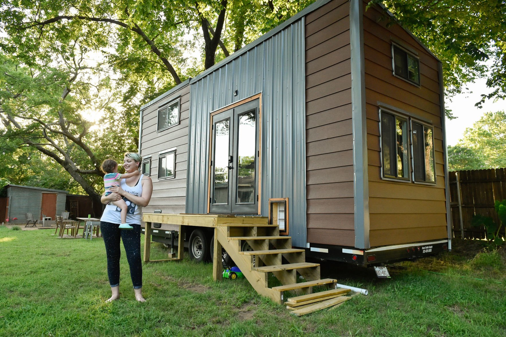 Tiny Homes Poised To Make Big Gains In Denton With City
