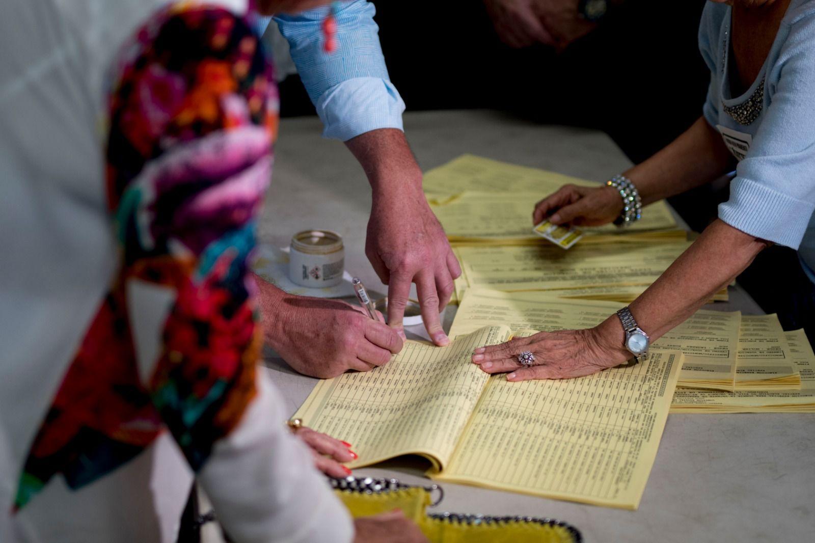 Sobre 40,000 participaron en evento electoral