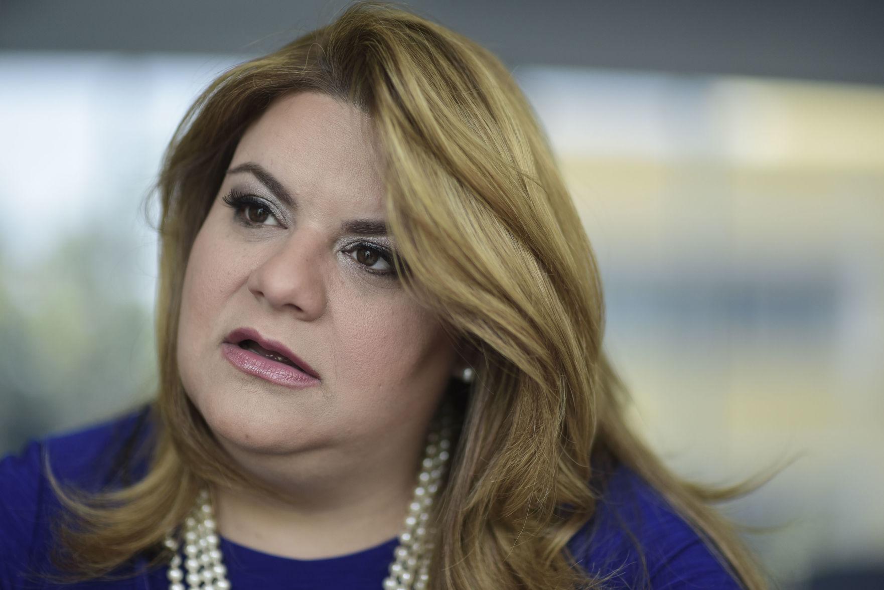 Jenniffer González felicita a Wanda Vázquez