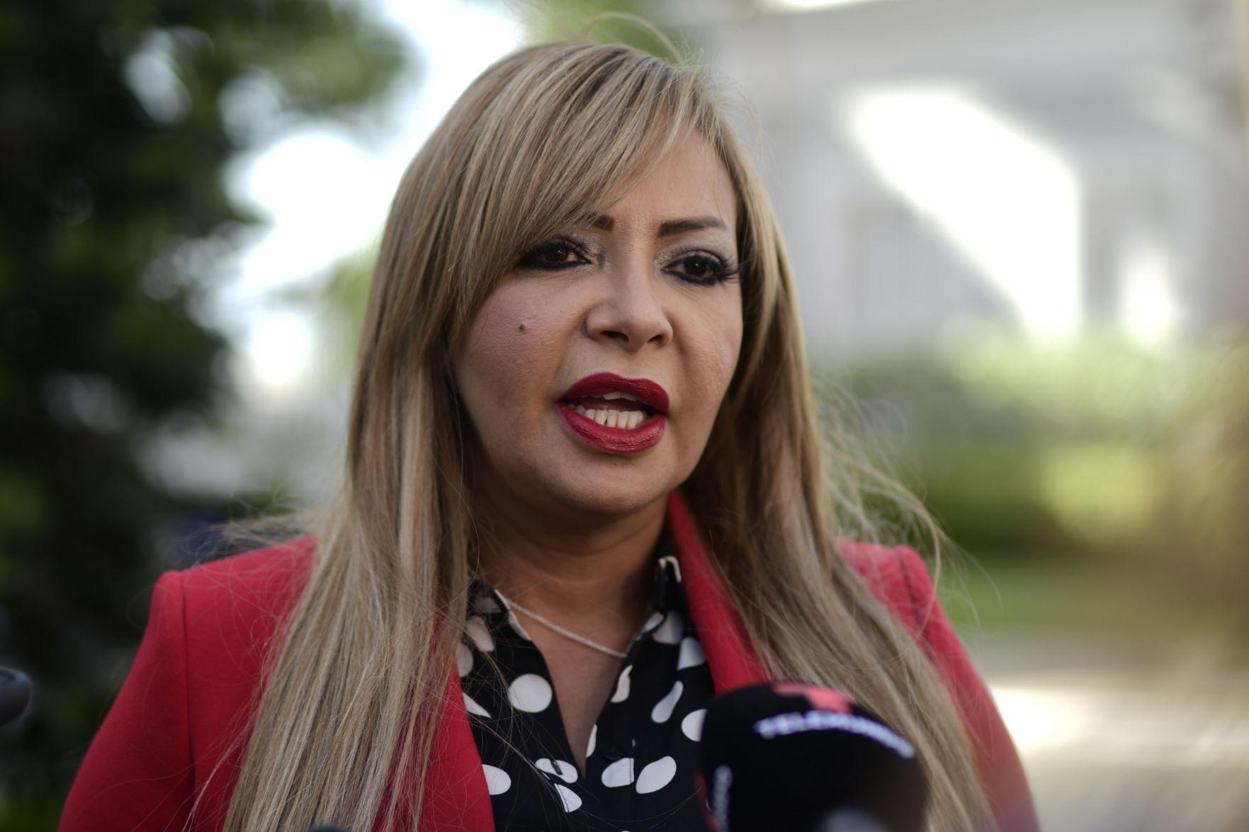 Evelyn Vázquez dice que aún no ha sido citada por las autoridades