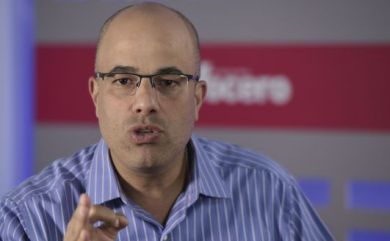 Héctor Ferrer celebra la fundación del Partido Popular