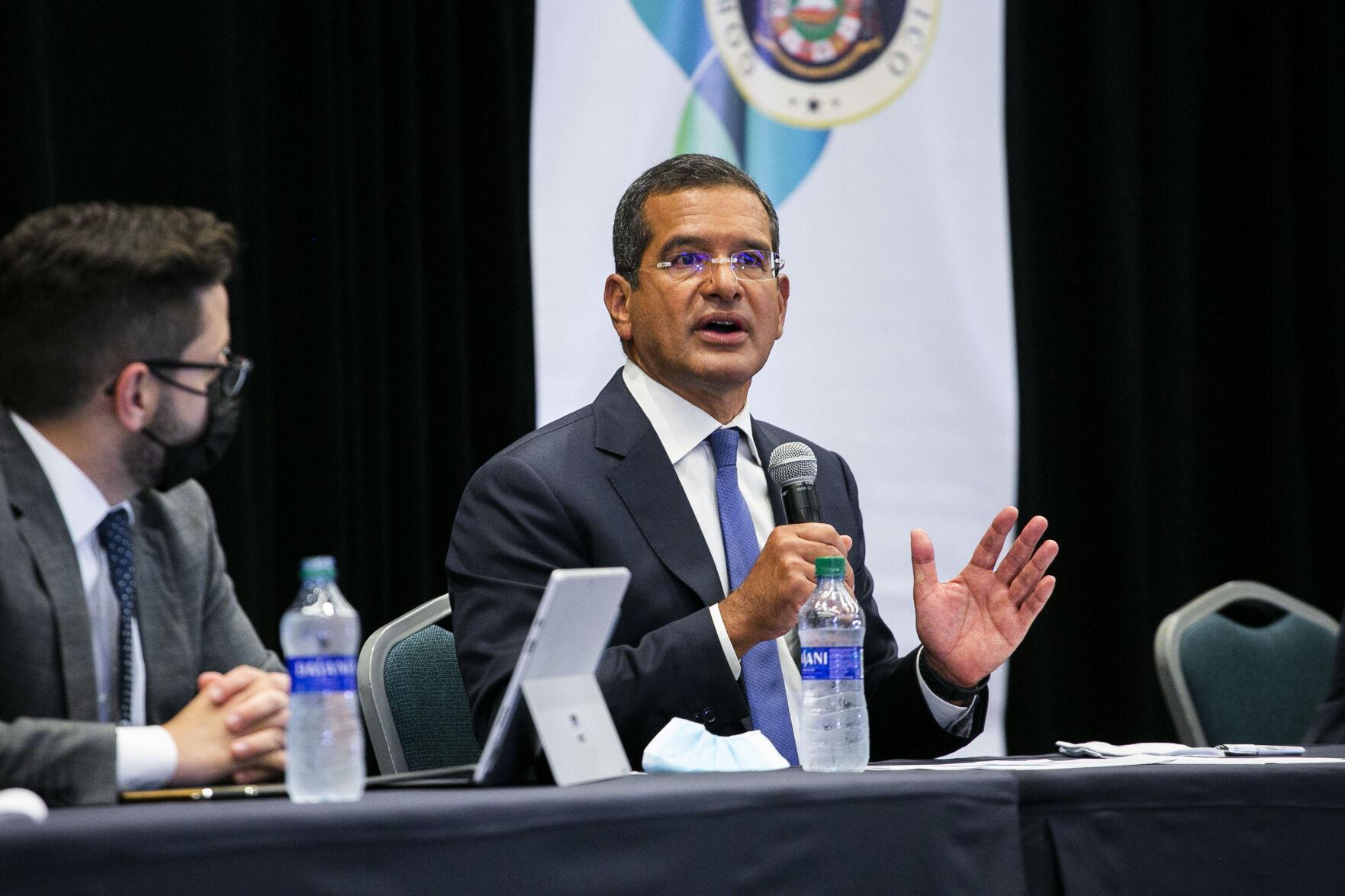 Componente Economico , Plan Fiscal, gobernador, Pedro Pierluisi, Juan Carlos Blanco, Omar Marrero, Francisco Pares