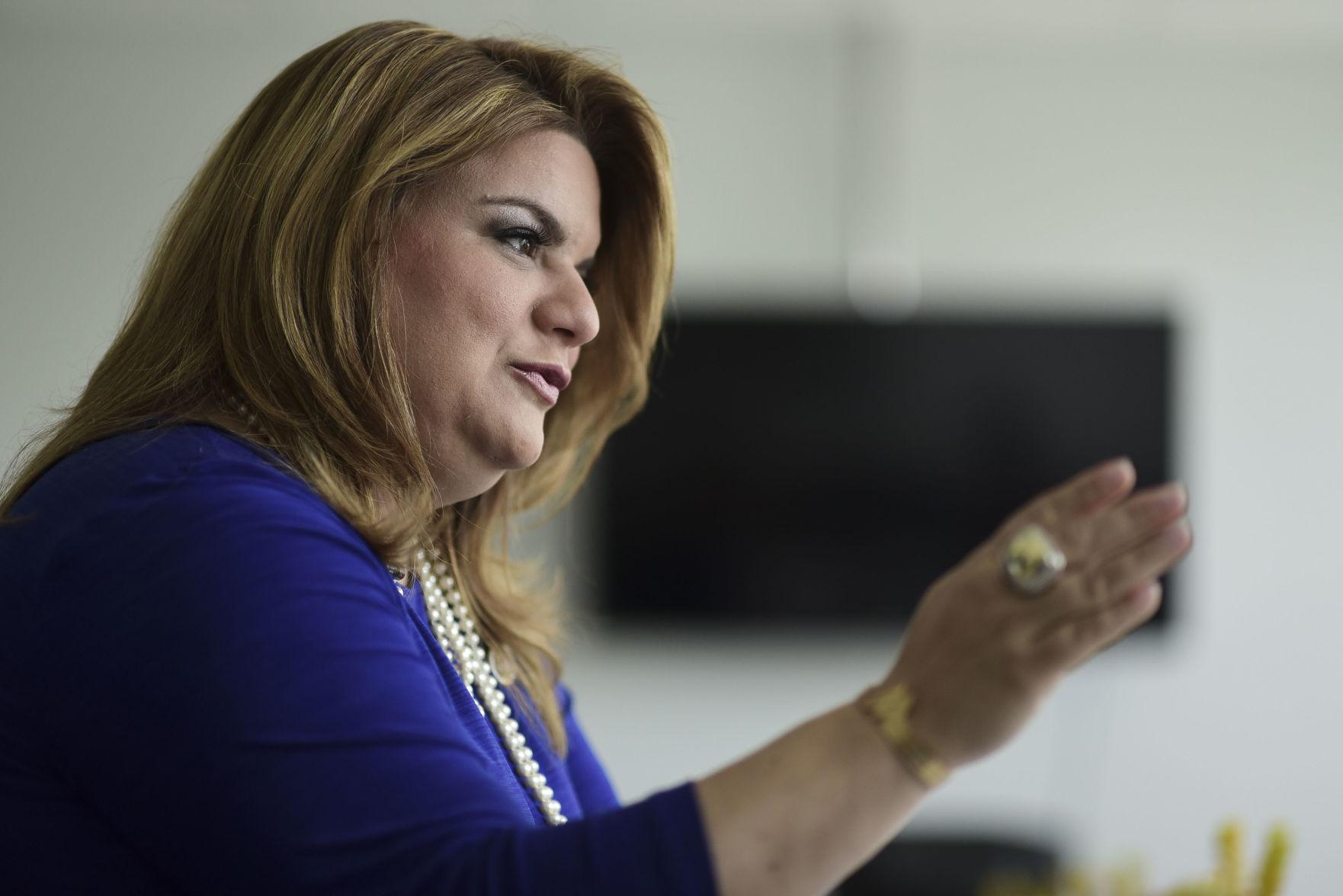 Jenniffer González reacciona a nombramiento de Pierluisi