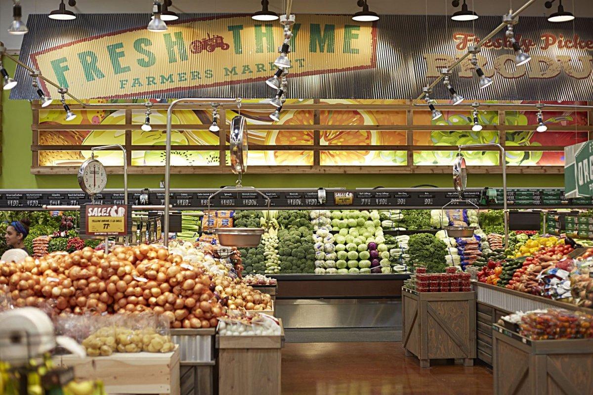 Fresh Thyme Farmers Market Wiki