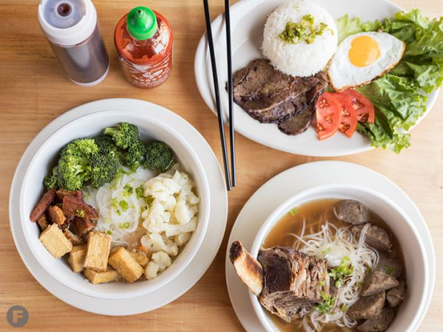 Pho Long's Second Location Now Open on South Grand