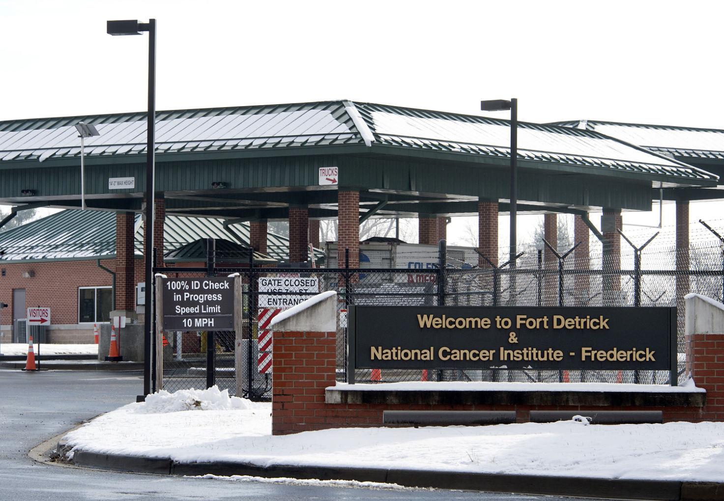 Resultado de imagen de Fort Detrick