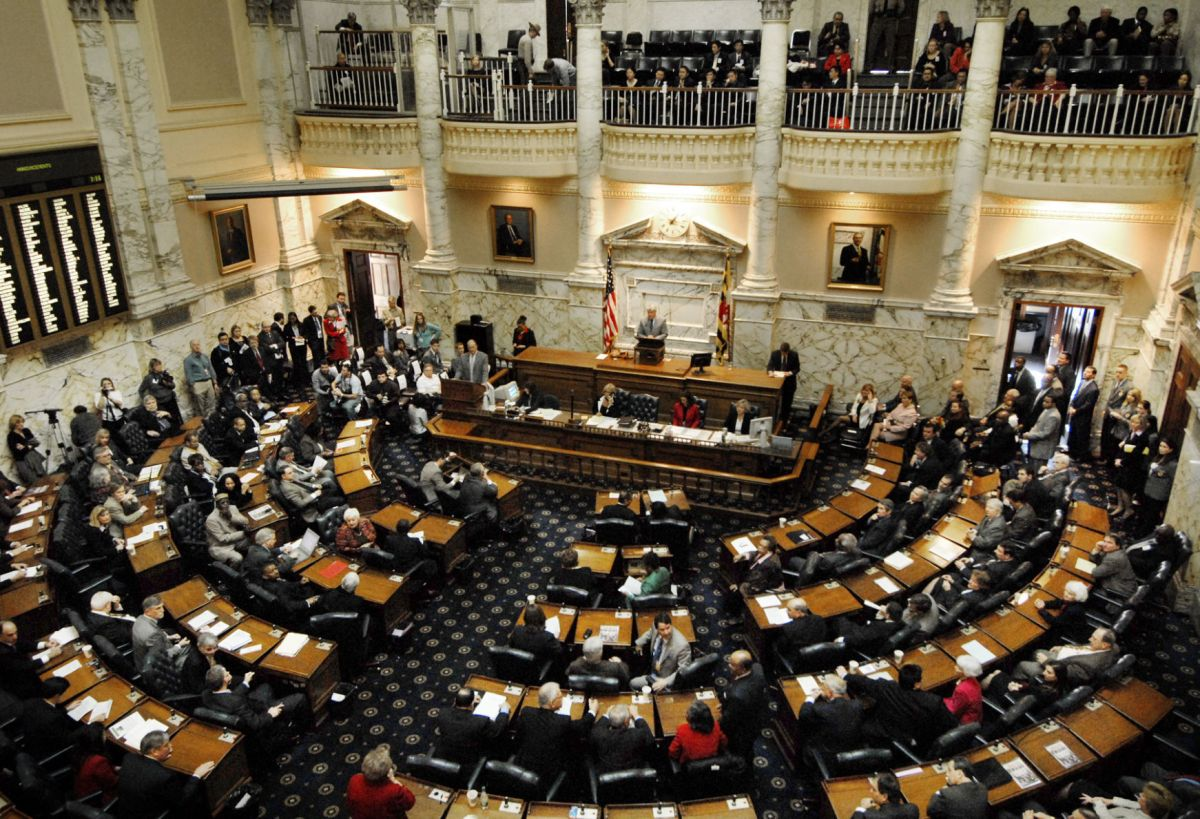 Six things to expect from the Maryland General Assembly in ...