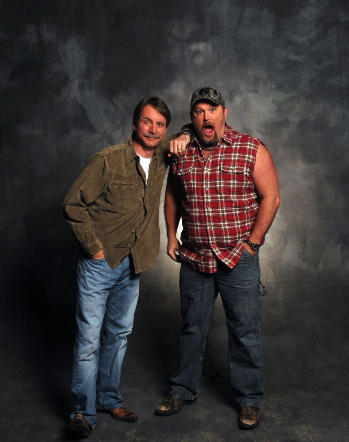 hight resolution of jeff foxworthy larry the cable guy team up for colorado springs show