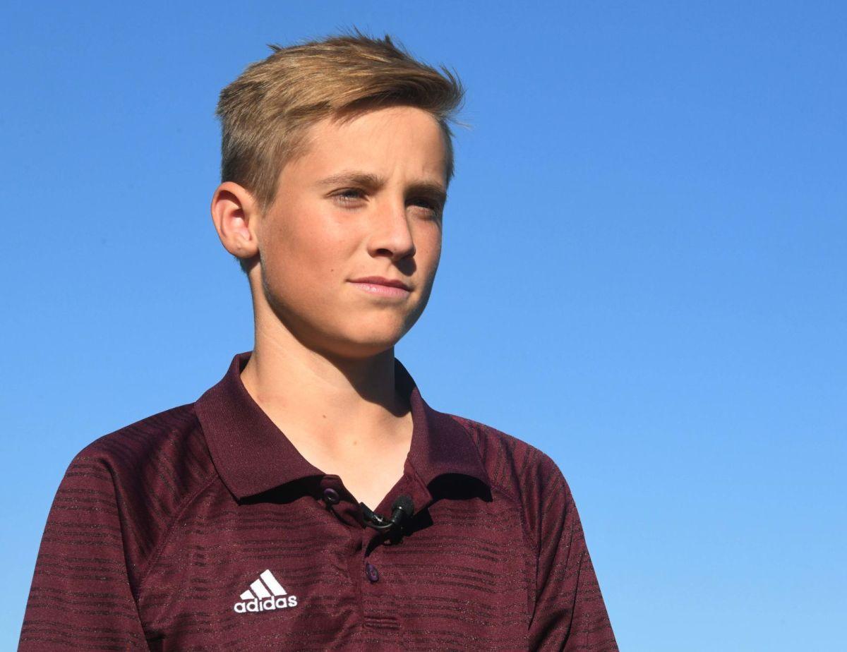 Peak Performer of the Week: Ollie Muhl. Cheyenne Mountain boys' tennis   Colorado Springs High School Sports   gazette.com