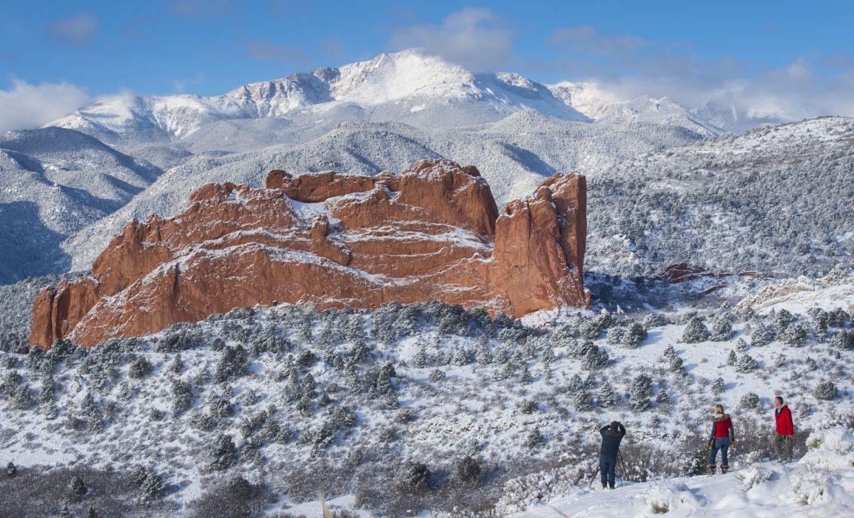 this winter in colorado