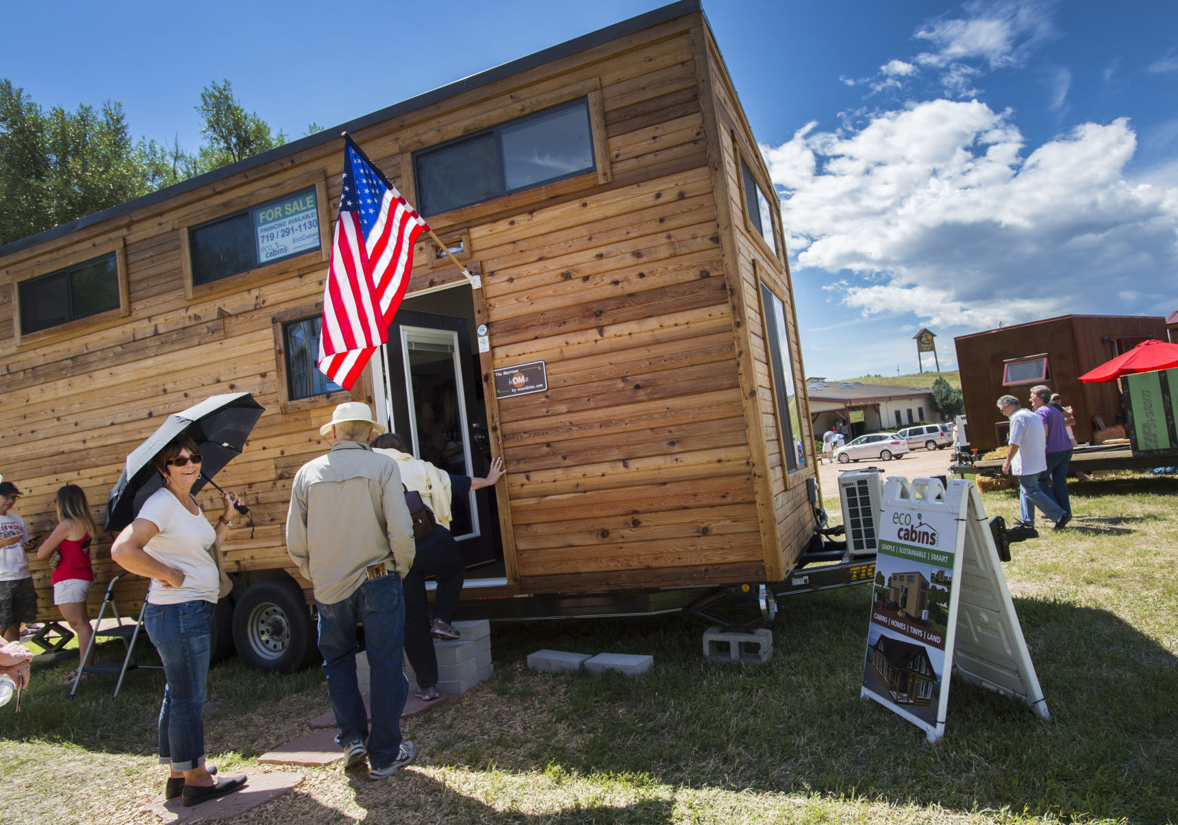 Tiny House Festival In Colorado Springs Is About