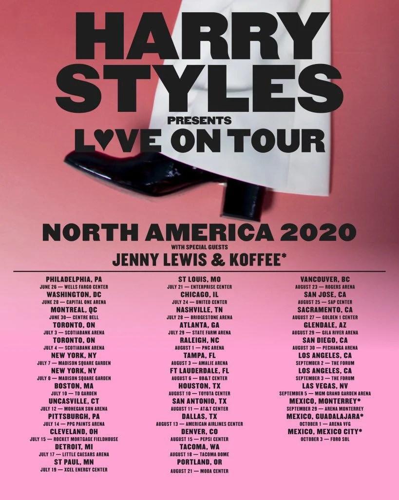 harry styles announces colorado concert
