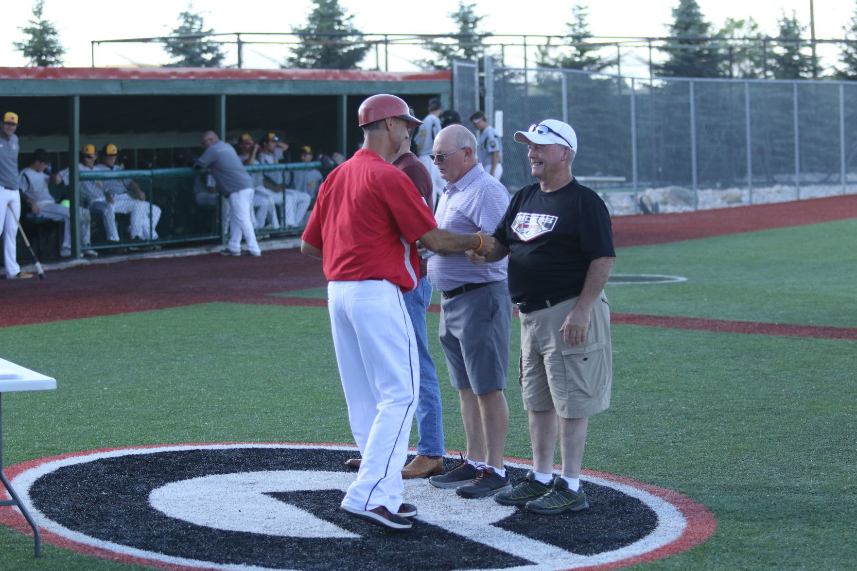 Five New Members Inducted Into Roughrider Hall Of Fame