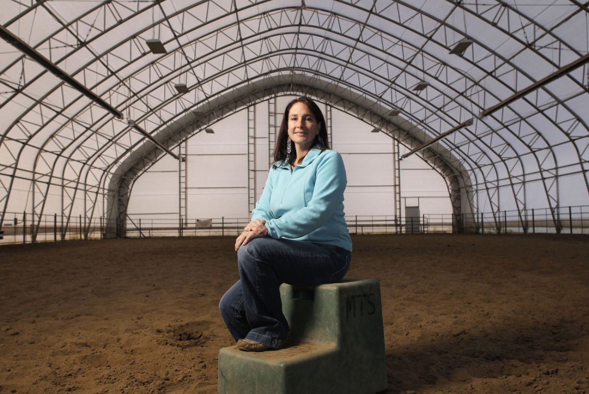 Indoor arena caters to Campbell Countys love of horses