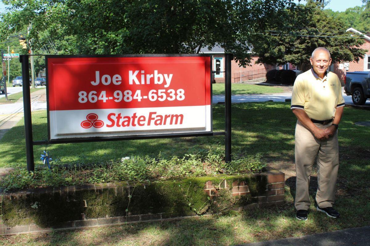 joe kirby is retiring