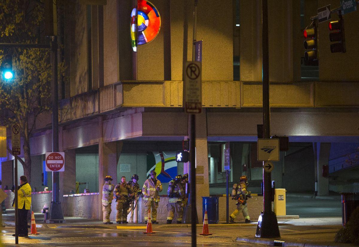 Biltmore Hotel Open Business Damage