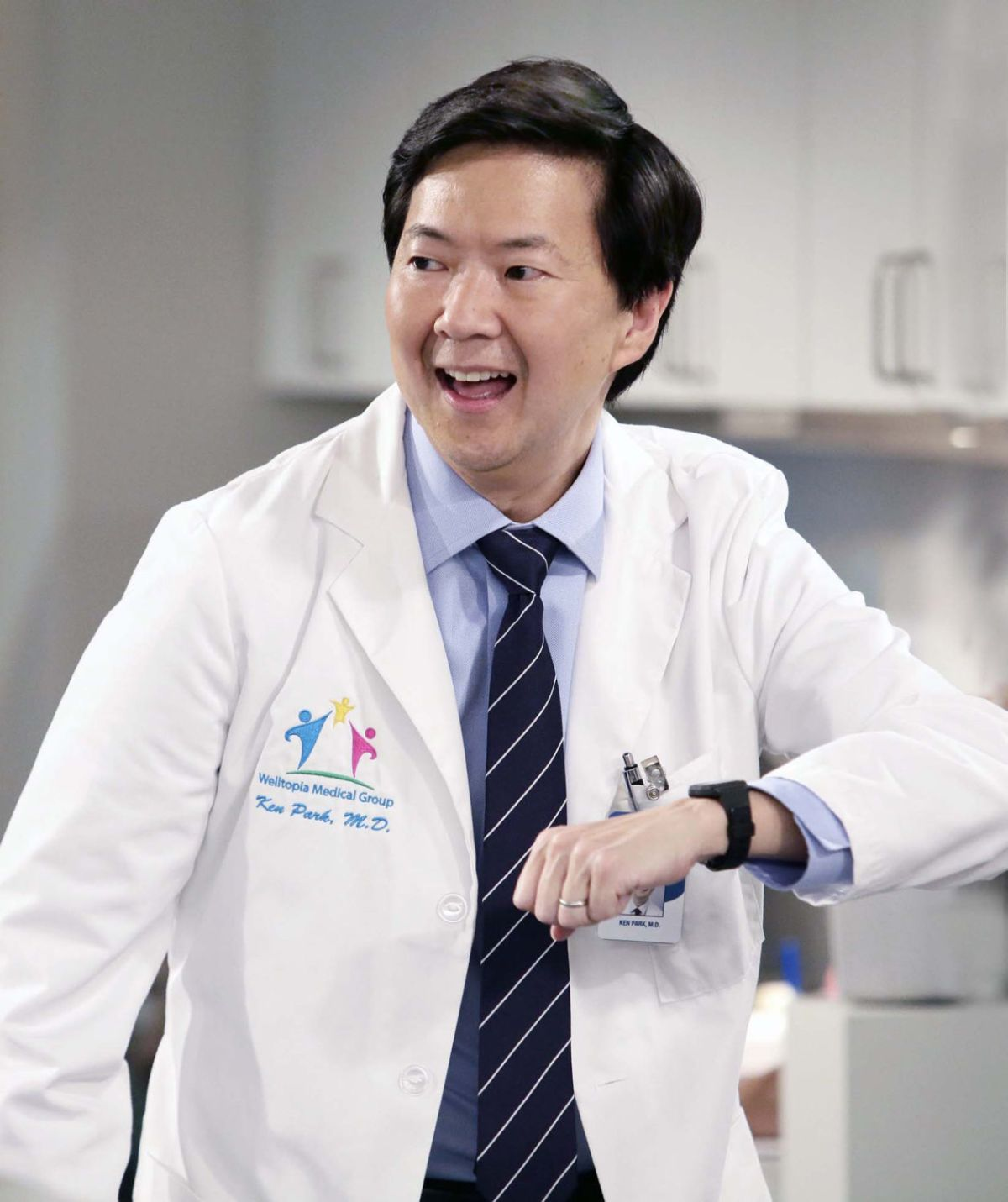 Actor Ken Jeong reflects on his youth in Greensboro ...