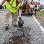 Tired Of Dodging Potholes In Greensboro The Season Is Still Young Local News Greensboro Com
