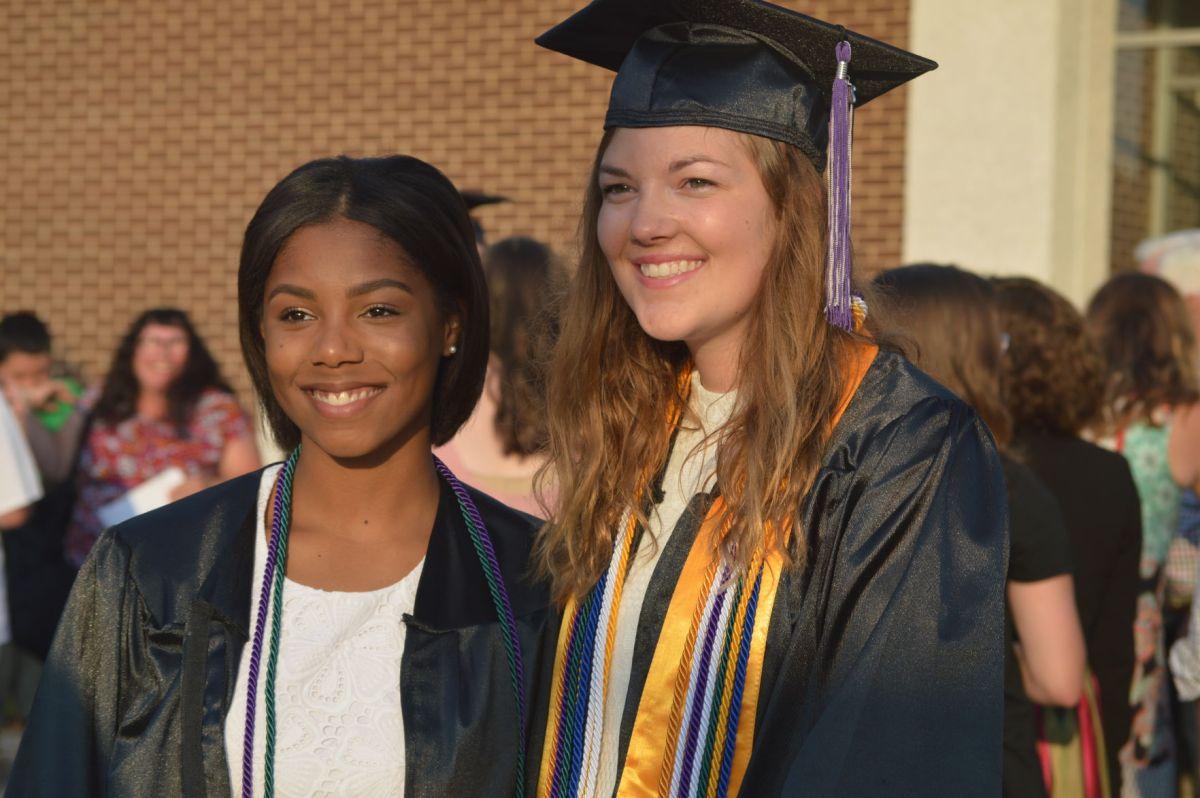Rockingham Early College High School Graduation 2017 | Gallery | greensboro.com