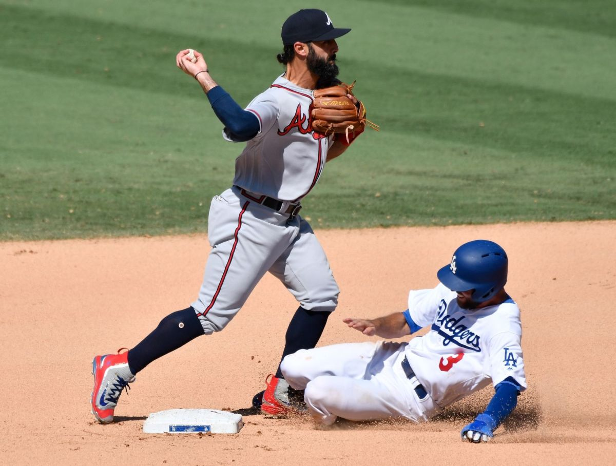 Dodgers Beat Braves In 10th; Kershaw Leaves With Injury Braves