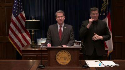 Georgia declares public health emergency, sees largest jump in ...