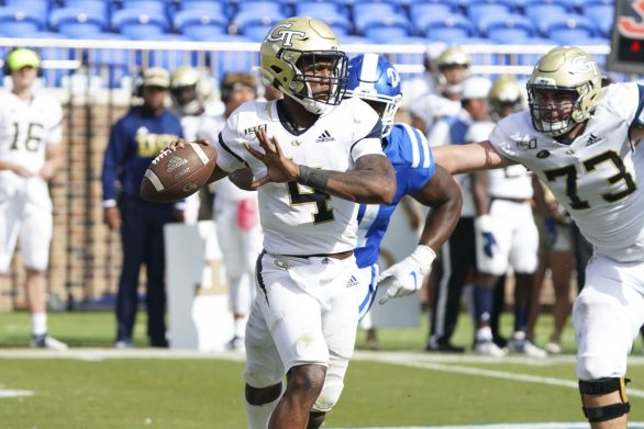 James Graham developing as Georgia Tech's quarterback | Sports |  gwinnettdailypost.com