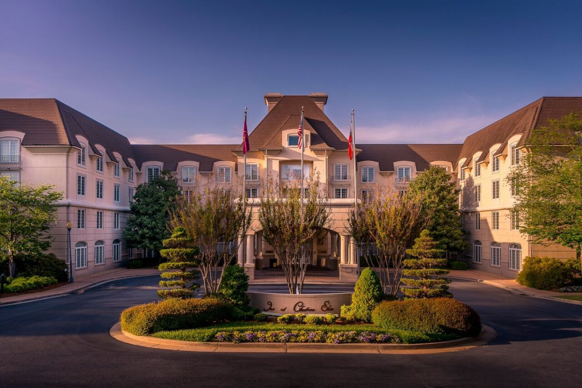 Chateau Elan announces new ownership management  News